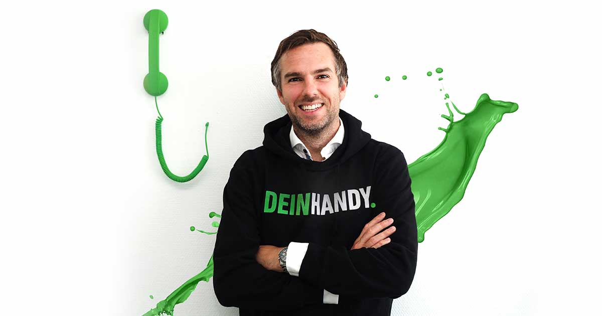 deinhandy entrepreneur of the year